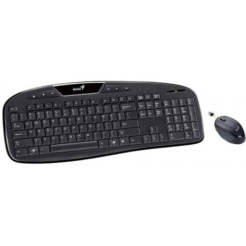 Комплект: клавиатура и мышь Genius KB-8005