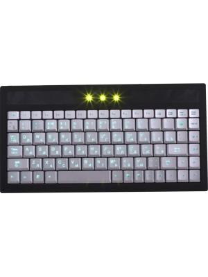 Клавиатура Gembird KB-9627LU-R