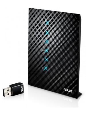 Беспроводной маршрутизатор + адаптер ASUS RT-AC52U Combo Pack
