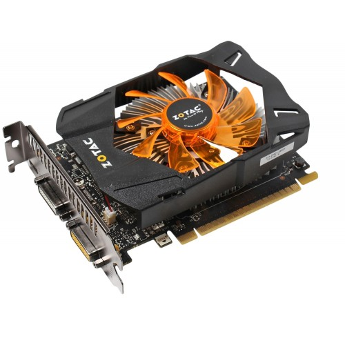 Видеокарта Zotac GeForce GTX750 ZT-70701-10M