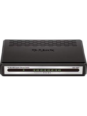 Коммутатор неуправляемый D-Link DGS-1008A/C1A