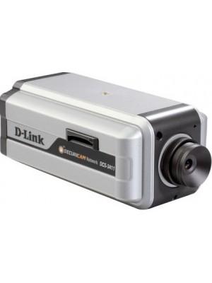 IP-камера видеонаблюдения D-Link DCS-3411
