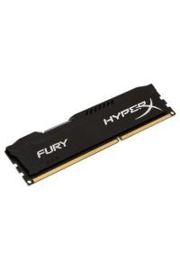 Оперативная память Kingston HyperX Fury Black 4GB DDR3 PC3-12800 (HX316C10FB/4)