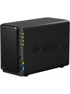 Сетевой накопитель Synology DS214
