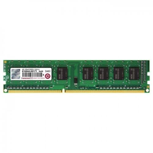 Оперативная память Transcend 4 GB DDR3 1333 MHz (TS512MLK64V3H)