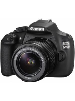 Зеркальный фотоаппарат  Canon EOS 1200D kit (18-55mm ) DC III