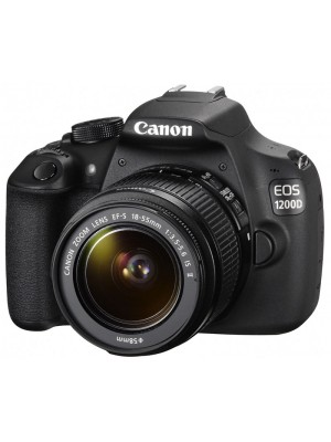 Зеркальный фотоаппарат Canon EOS 1200D kit (18-55mm) IS II