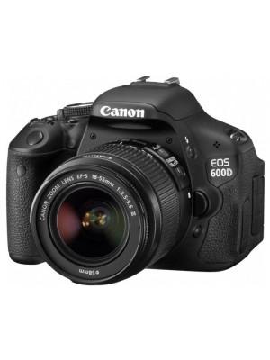 Зеркальный фотоаппарат Canon EOS 600D kit (18-55 mm) DC III