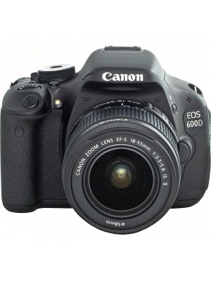Зеркальный фотоаппарат Canon EOS 600D kit (18-55 mm IS) II