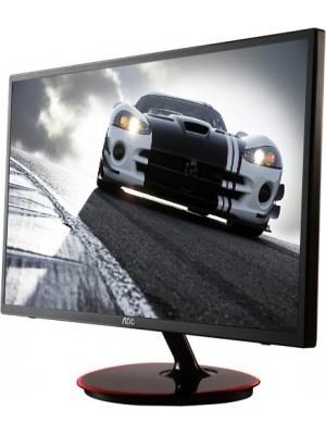 ЖК-монитор AOC E2461Fwh, Glossy Black