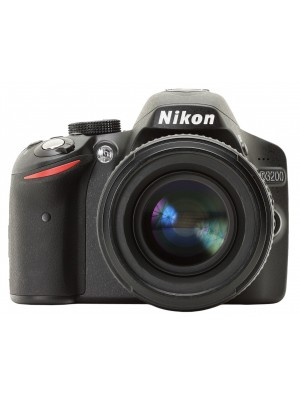 Зеркальный фотоаппарат Nikon D3200 kit (18-55mm VR II)