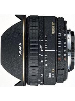 Объектив Sigma AF 15mm F2.8 EX DG Fisheye
