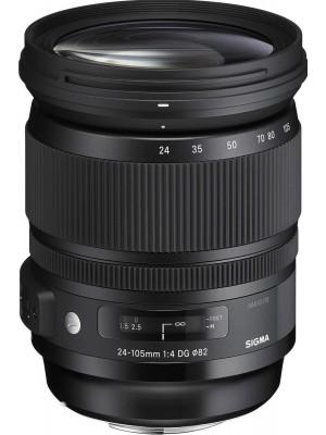 Объектив универсальный  Sigma AF 24-105mm f/4.0 DG OS HSM