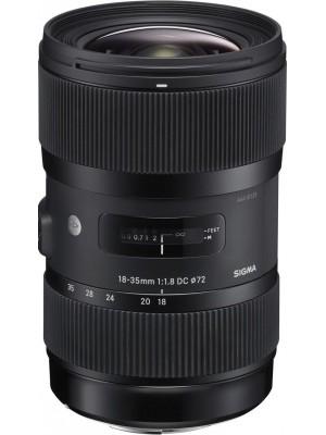 Объектив универсальный Sigma 18-35mm F/1.8 DC HSM F/Can