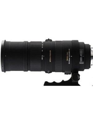 Зум телеобъектив Sigma AF 150-500mm F5-6.3 APO DG OS HSM F/Can