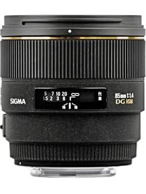 Объектив стандартный Sigma AF 85mm F1.4 EX DG HSM F/Nik