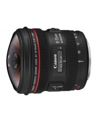 Объектив Canon EF 8-15mm f/4.0L USM