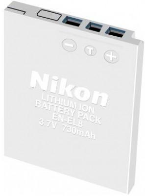 Аккумулятор типа Nikon EN-EL8