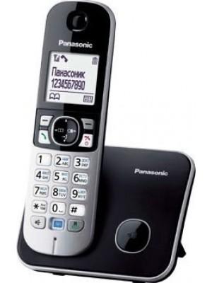 Радиотелефон Panasonic KX-TG6811UAB Black