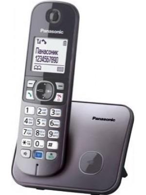 Радиотелефон Panasonic KX-TG6811UAM Metallic
