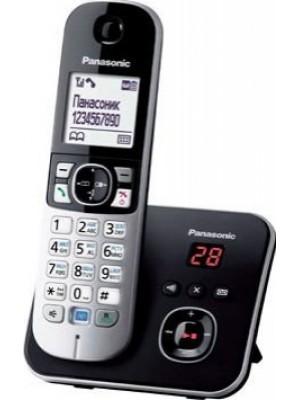 Радиотелефон Panasonic KX-TG6821UAB Black