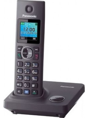 Радиотелефон Panasonic KX-TG7851UAH Grey