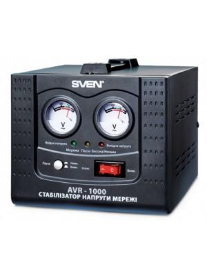Стабилизатор напряжения  Sven AVR-1000