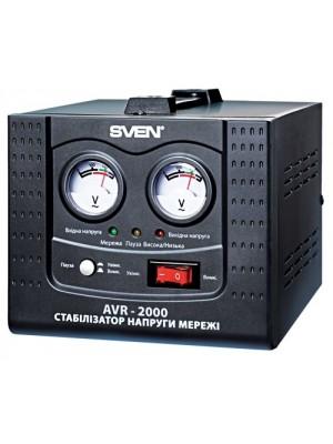 Стабилизатор напряжения Sven AVR-2000