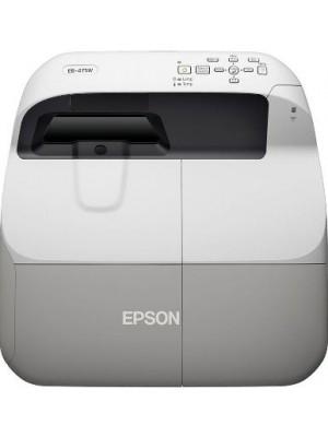 Мультимедийный проектор Epson EB-475Wi