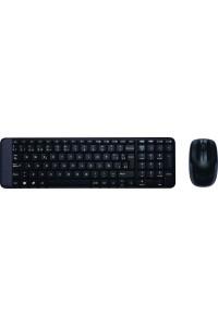 Комплект: клавиатура и мышь Logitech Wireless Combo MK220