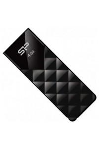 Флешка Silicon Power 4 GB Ultima U03 Black
