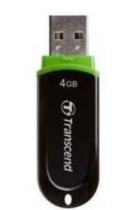 Флешка Transcend 4 GB JetFlash 300
