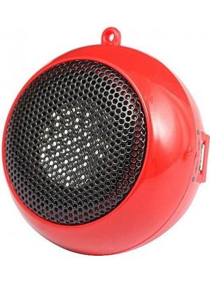 Колонки 1.0 (портативные) Sven Boogie Ball R Red