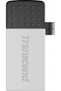 Флешка Transcend 16 GB JetFlash 380 Silver