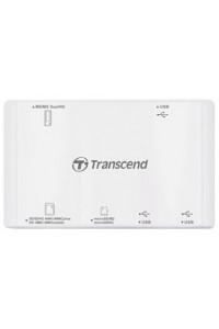 Картридер + USB hub Transcend TS-RDP7K