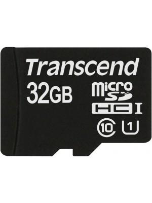 Карта памяти Transcend 32 GB microSDHC UHS-I Premium TS32GUSDCU1