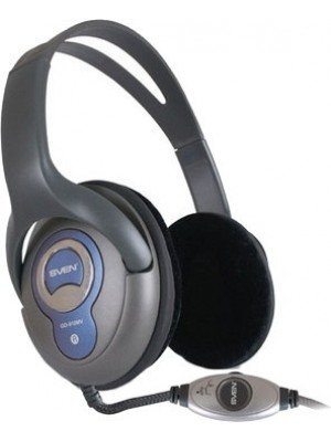 Гарнитура для компьютера Sven GD-910V Graphite-Blue