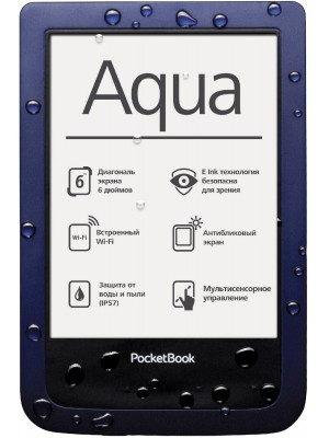 Электронная книга Pocketbook Aqua (640)