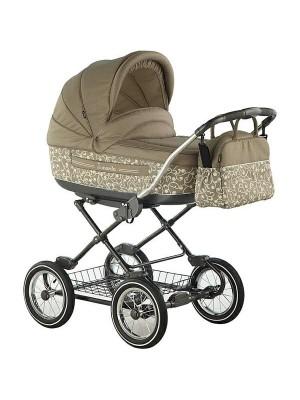 Классическая коляска 2 в 1 Roan Marita Lux S-126