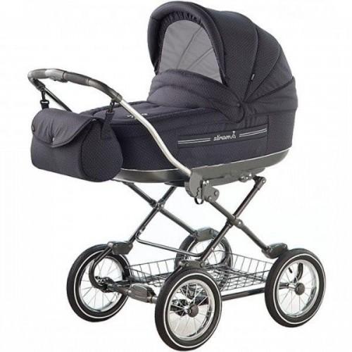 Классическая коляска 2 в 1 Roan Marita Lux S-129-SK