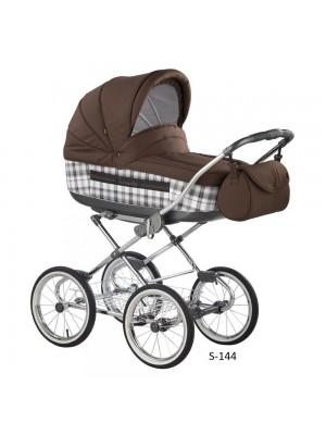 Классическая коляска 2 в 1 Roan Marita Lux S-144