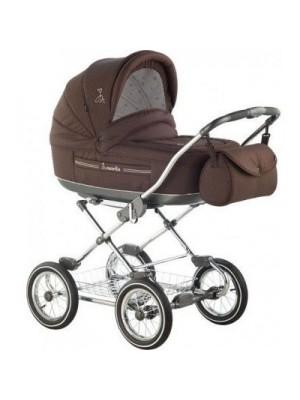 Классическая коляска 2 в 1 Roan Marita Lux S-127