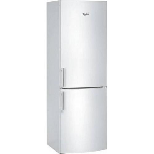 Холодильник с морозильной камерой Whirlpool WBE 3414 W