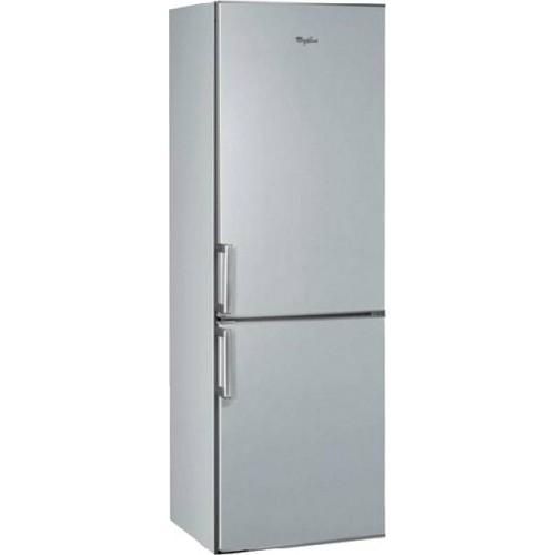 Холодильник с морозильной камерой Whirlpool WBE 3114 TS