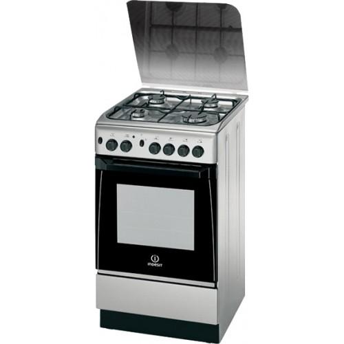 Кухонная плита Indesit KN 3G21 S (X)