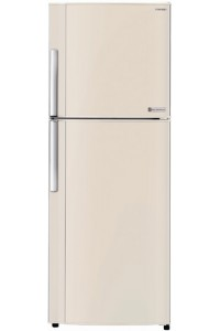 Холодильник с морозильной камерой Sharp SJ-380SBE
