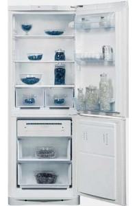 Холодильник с морозильной камерой Indesit BIAA 16 NF