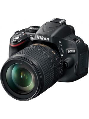Зеркальный фотоаппарат Nikon D5100 Kit (18-105 VR)
