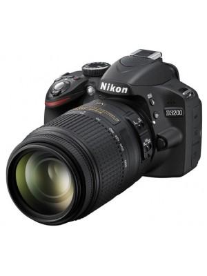 Зеркальный фотоаппарат Nikon D3200 kit (18-55mm VR + 55-300mm VR)