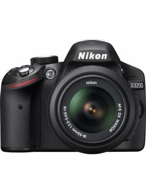 Зеркальный фотоаппарат Nikon D3200 kit (18-55mm VR)